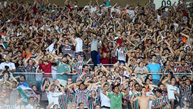 Fluminense volta a marcar, se salva e vai à Sul-Americana