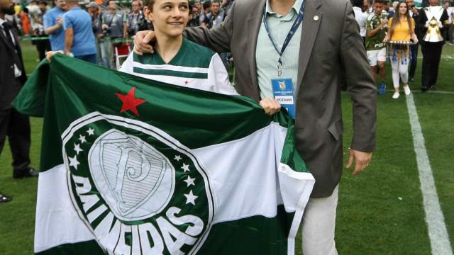 Após título, presidente do Palmeiras promete time mais forte em 2019