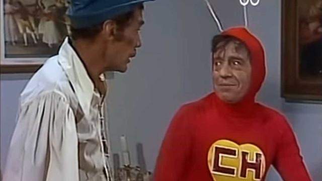 Multishow pega episódio de Chapolin escondido por 30 anos pelo SBT