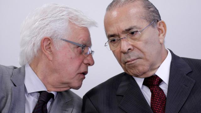 PGR quer manter investigação contra Franco e Padilha na Justiça Federal
