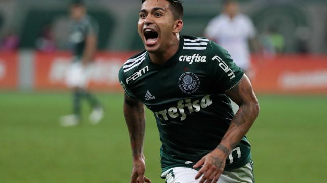 Campeão pelo Palmeiras, Dudu é eleito o craque do Brasileirão