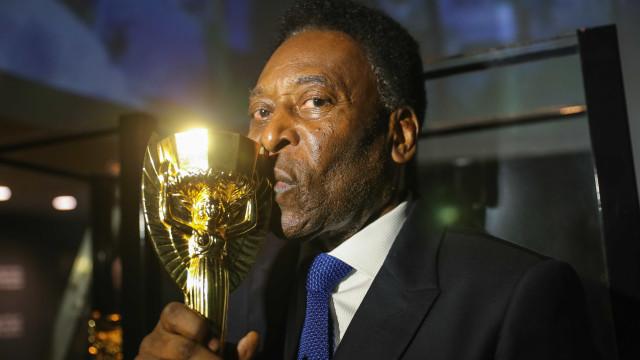 Pelé fala sobre problemas de saúde e diz que Bolsonaro foi boa escolha