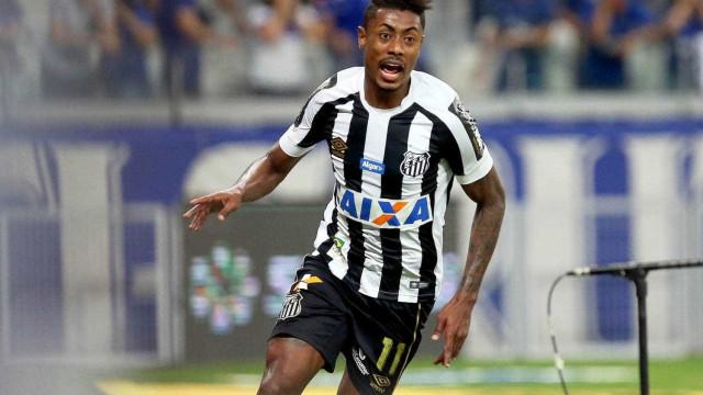 Bruno Henrique revela mágoa, mas fica no Santos após ano para esquecer