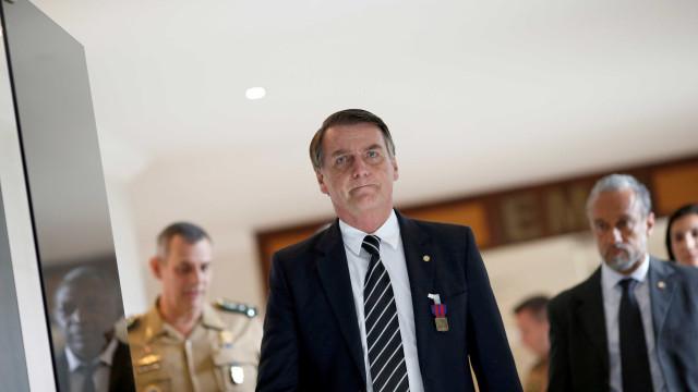 Questionado sobre Funai, Bolsonaro diz que Moro está sobrecarregado