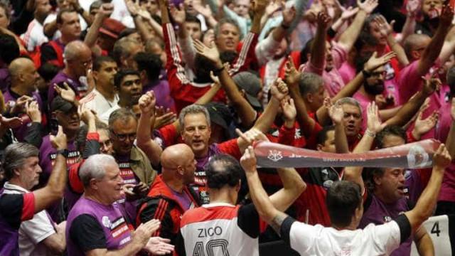 Candidado da oposição, Rodolfo Landim é eleito presidente do Flamengo