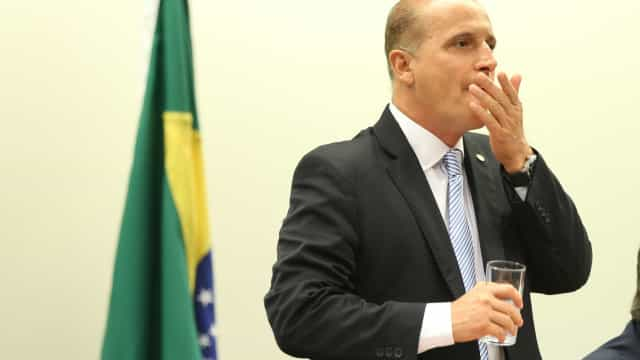 Onyx: 'Há um certo estardalhaço' sobre ex-assessor de Flávio Bolsonaro