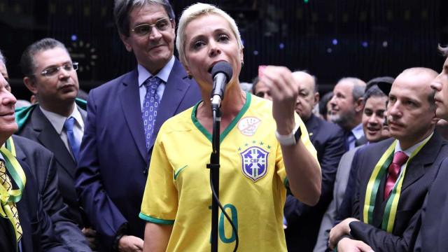 Paulinho da Força e Cristiane Brasil também são alvo de ação da PF
