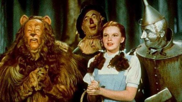 'O Mágico de Oz' é o filme mais influente do mundo, segundo estudo