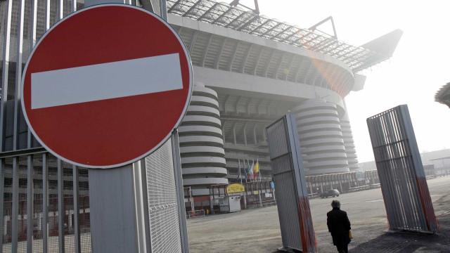 Cabeça de porco é encontrada em estádio de clube italiano