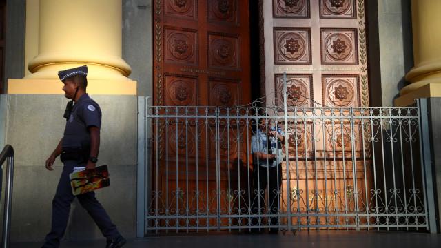 Filho morre e mãe fica ferida em ataque na Catedral de Campinas