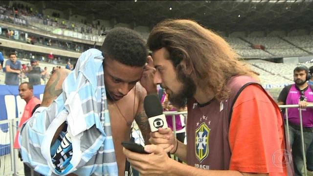Globo avalia demissão de apresentador afastado do SporTV