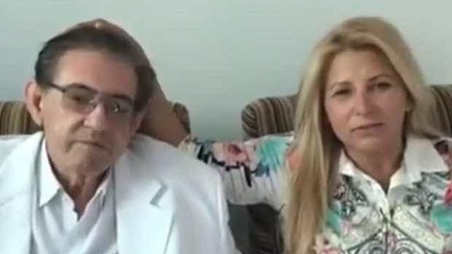 Filha de João de Deus grava vídeo ao lado do pai desmentindo acusações