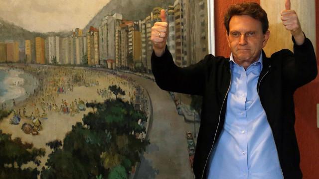 Toffoli suspende veto a Crivella sobre uso de máquina pública