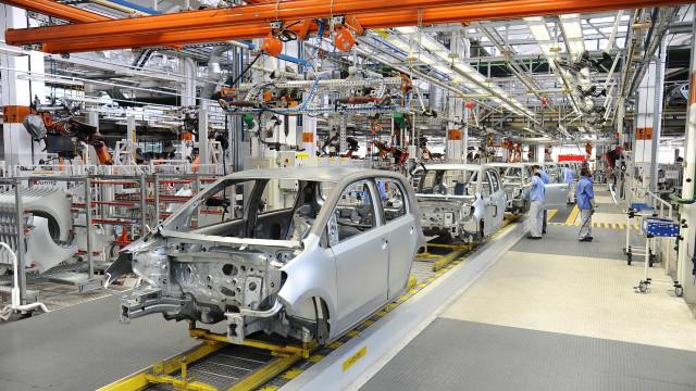 Confiança na indústria avança 0,2 ponto em novembro ante outubro