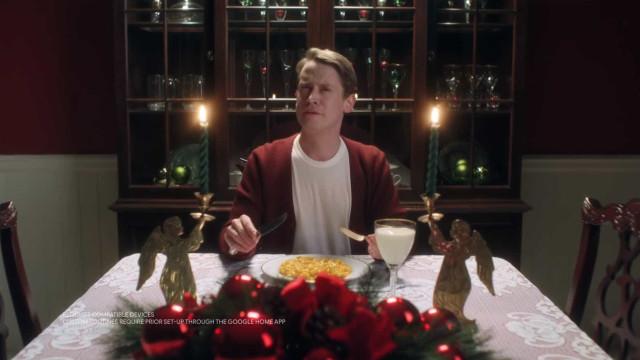 Google lança comercial com Macaulay Culkin em 'Esqueceram de Mim'