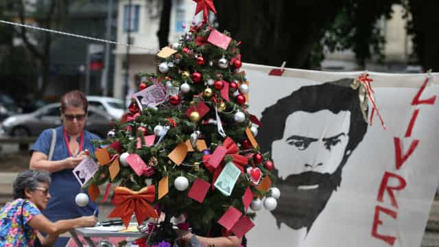 Saiba como será o primeiro Natal de Lula como detento