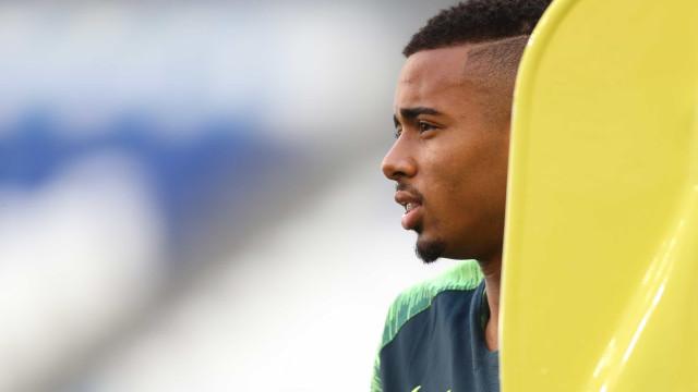 Gabriel Jesus diz que ficou 'marcado' por não fazer gols na Copa