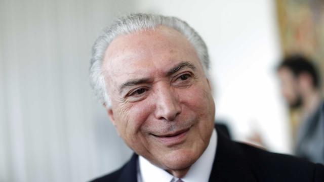 Michel Temer queria deixar o Brasil melhor, mas diz: 'Dever cumprido'