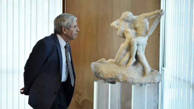 'Inteligência não é bisbilhotar ninguém', diz general Augusto Heleno