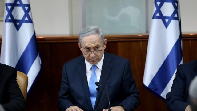 Benjamin Netanyahu diz que eleições antecipadas seriam um erro