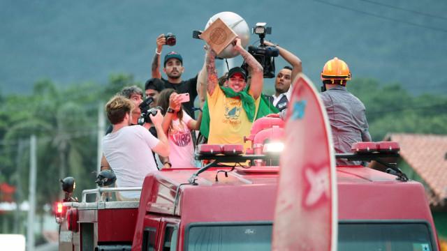 Com título de Medina e 11 na elite, 'Brazilian Storm' mostra a que veio