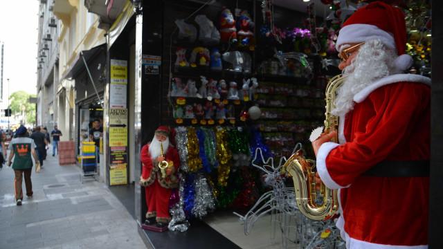 Prévias do varejo apontam para o melhor Natal dos últimos quatro anos