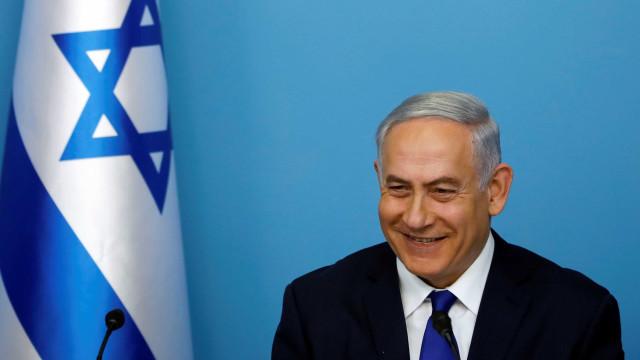 Netanyahu celebra decisão de Bolsonaro de mudar embaixada