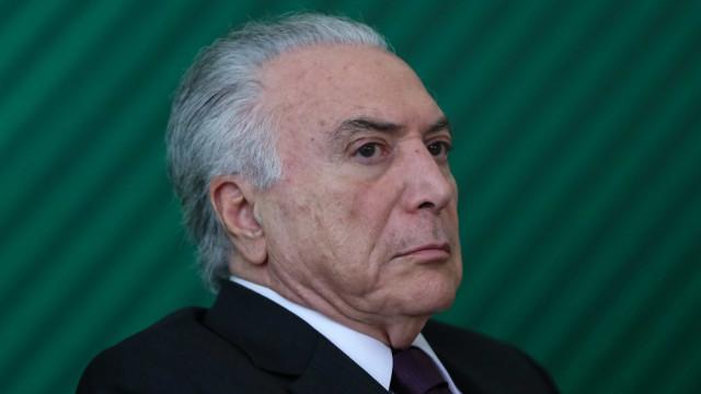 Temer deixa Brasília e indulto de Natal fica para último dia de governo
