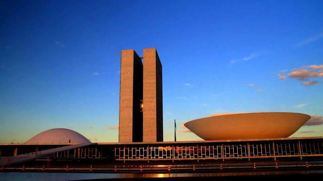 Segurança é reforçada ao redor do Congresso por causa de Bolsonaro