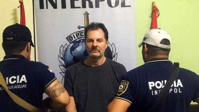 Doleiro Bruno Farina é extraditado de Assunção para o Brasil