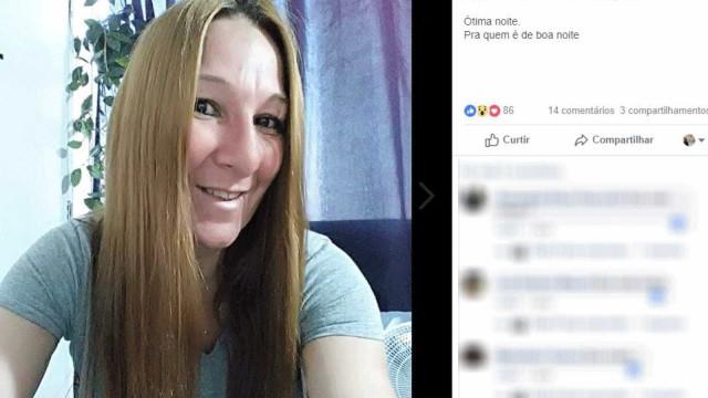 Homem é preso após confessar ter matado ex-mulher na frente do filho