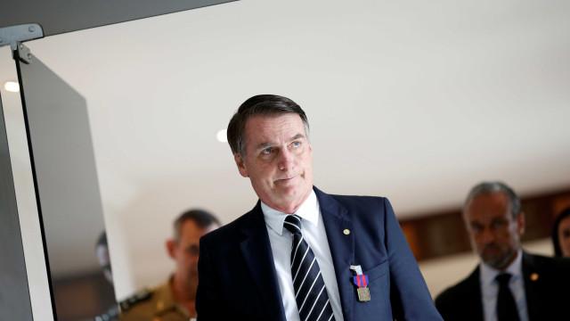 Bolsonaro se reunirá na sexta-feira com primeiro-ministro de Israel