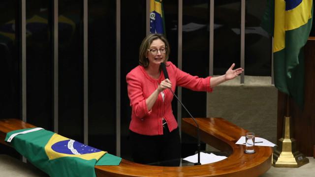 Maria do Rosário é autora da lei que regulamentou Libras