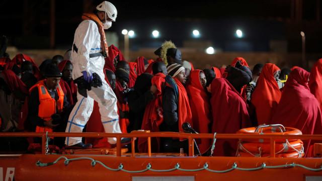 Espanha foi principal entrada de imigrantes ilegais na Europa em 2018