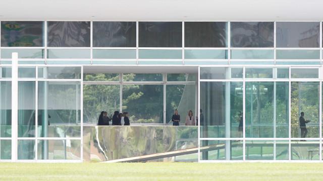 Bolsonaro inicia mudança para o Palácio da Alvorada