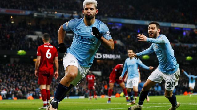 City encerra invencibilidade do Liverpool e diminui distância