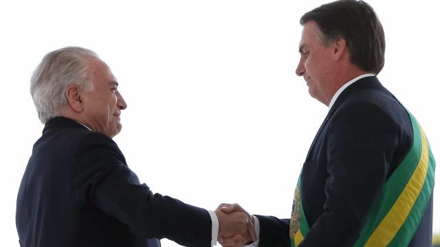 Slogan de Temer também não custou nada, diz aliado do ex-presidente