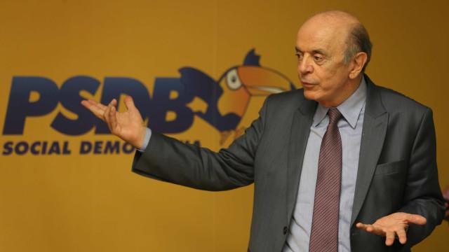 Investigações apontam R$ 10,8 mi na Suíça envolvendo Serra e PSDB