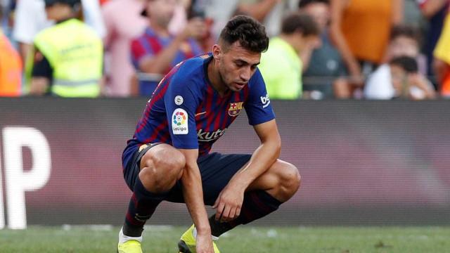 Barcelona anuncia venda do atacante Munir para o Sevilla