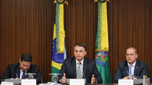 Bolsonaro: 'Não haverá abandono de qualquer indivíduo'