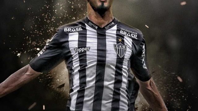 Atacante Maicon é anunciado pelo Atlético-MG e assina até 2021