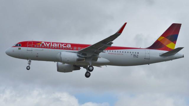 Avianca consegue suspender perda de posse de aviões por mais 15 dias