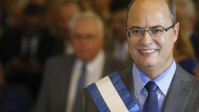 Witzel volta a defender 'abate de criminosos' no Rio de Janeiro
