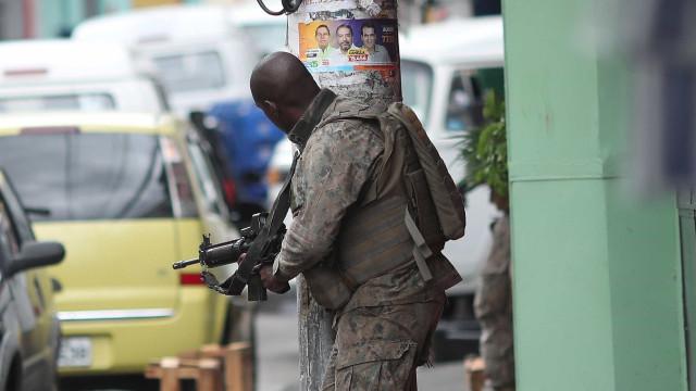 Aplicativo informa ocorrência de tiroteios em tempo real