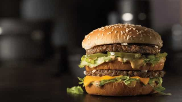 McDonald's perde registro de 'Big Mac' em disputa com cadeia familiar