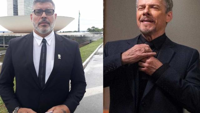 Ex-ator pornô, Alexandre Frota provoca José Mayer após saída da Globo