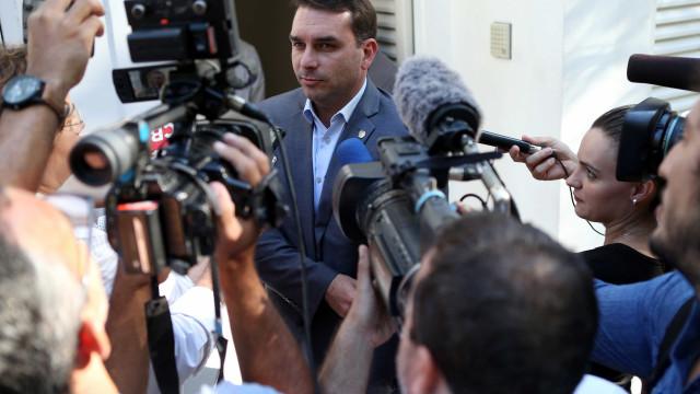Ministros do STF ficaram surpresos com pedido de Flávio Bolsonaro
