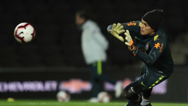 Goleiro brasileiro está perto de assinar com a Inter de Milão