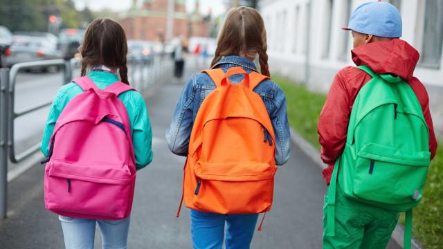 Volta às aulas: médico recomenda atenção na hora de comprar mochila
