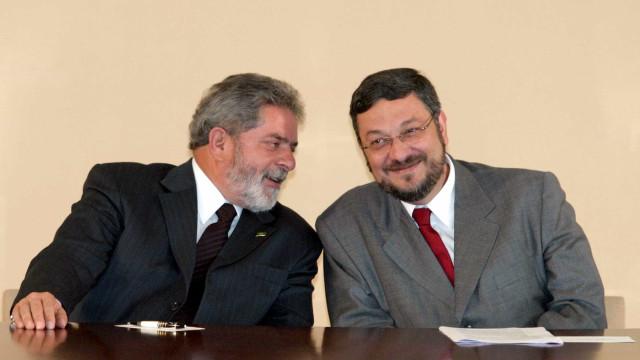 Delator, Palocci diz que Lula recebeu propina da Odebrecht em espécie
